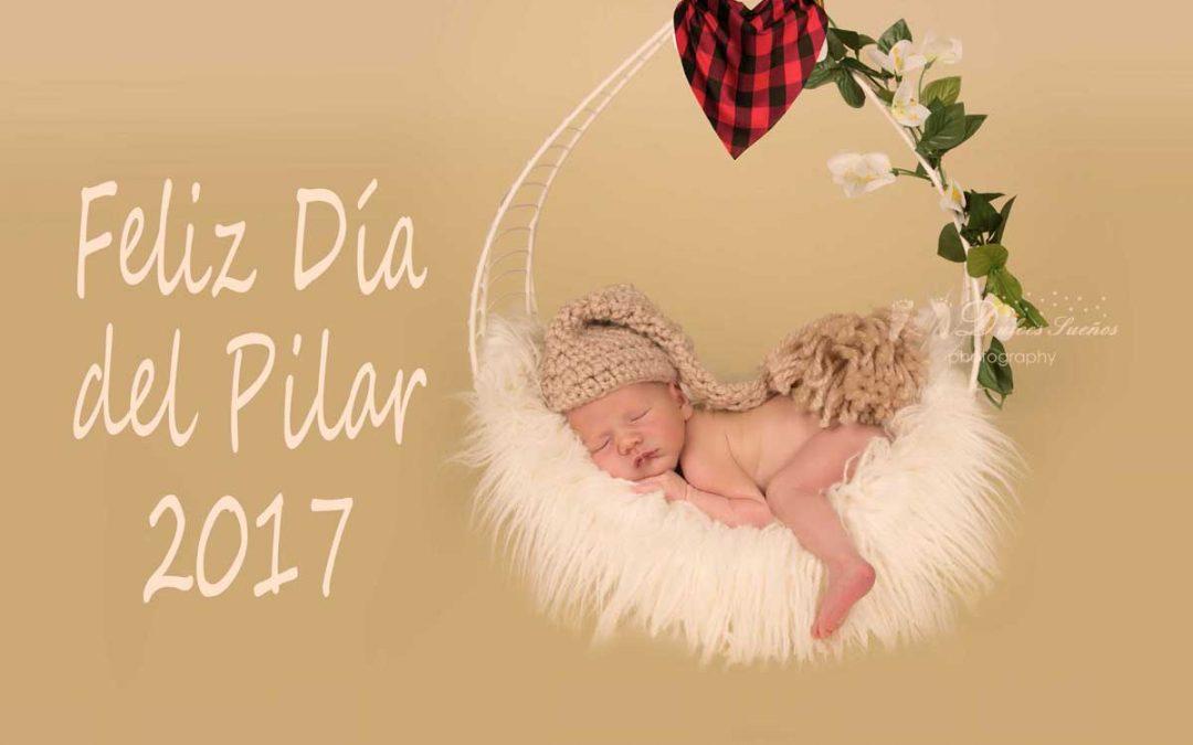 Fotografía Recién Nacido Zaragoza – Día del Pilar – 2017