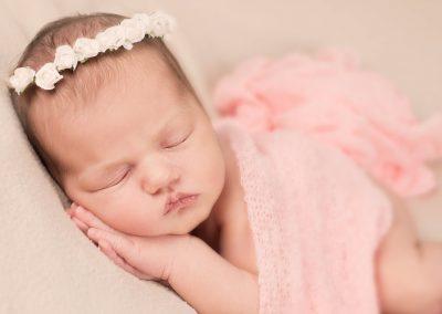 Fotografía Newborn Recién Nacido Zaragoza