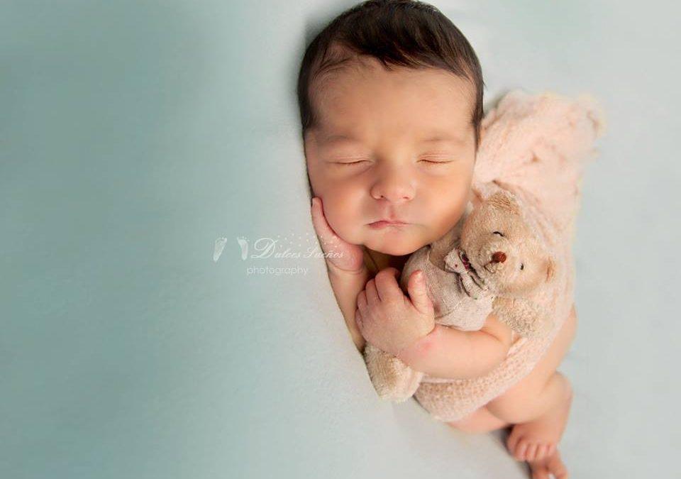 Dulces Sueños Fotografía Recién Nacido Zaragoza