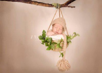Fotografía Recién Nacido Zaragoza Newborn 30
