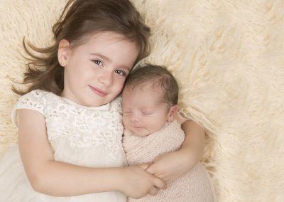 Fotografía Bebé Recién Nacido Zaragoza Javier