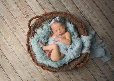 Fotografia newborn Yolanda Velilla Zaragoza Isabel
