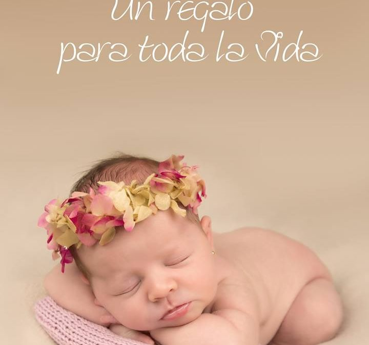 Tarjeta Regalo Fotografía Embarazo y Recién Nacido en Zaragoza