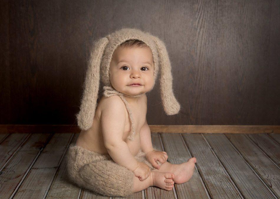 Fotografía sesiones de bebés