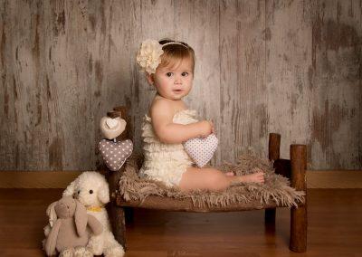 fotografia zaragoza bebe