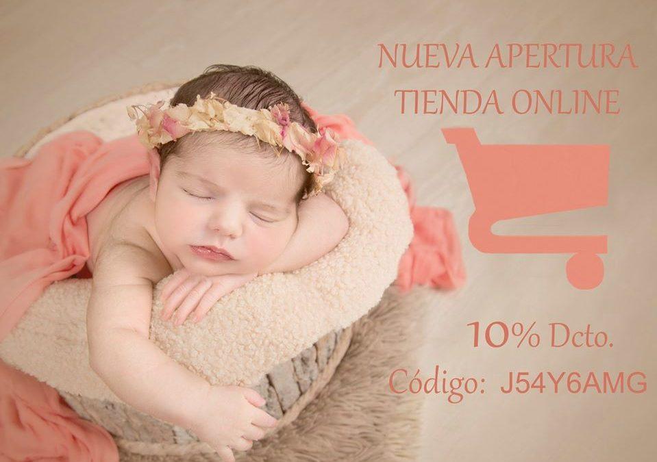 Tienda Online Fotografía Newborn