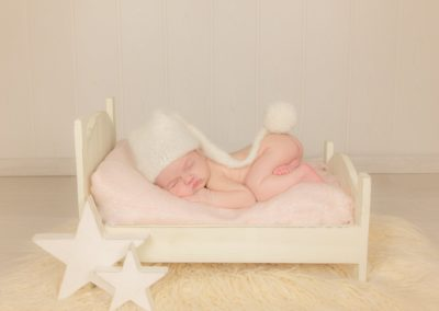 Yolanda Velilla, especialista en fotografía recién nacido y embarazo