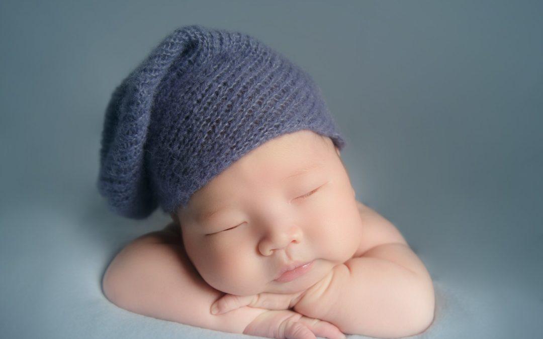 Fotografía bebé en Zaragoza