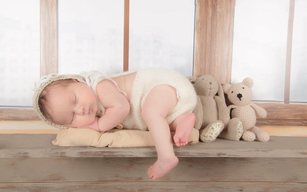 Fotografía Recien nacido y newborn Dulces Sueños Zaragoza