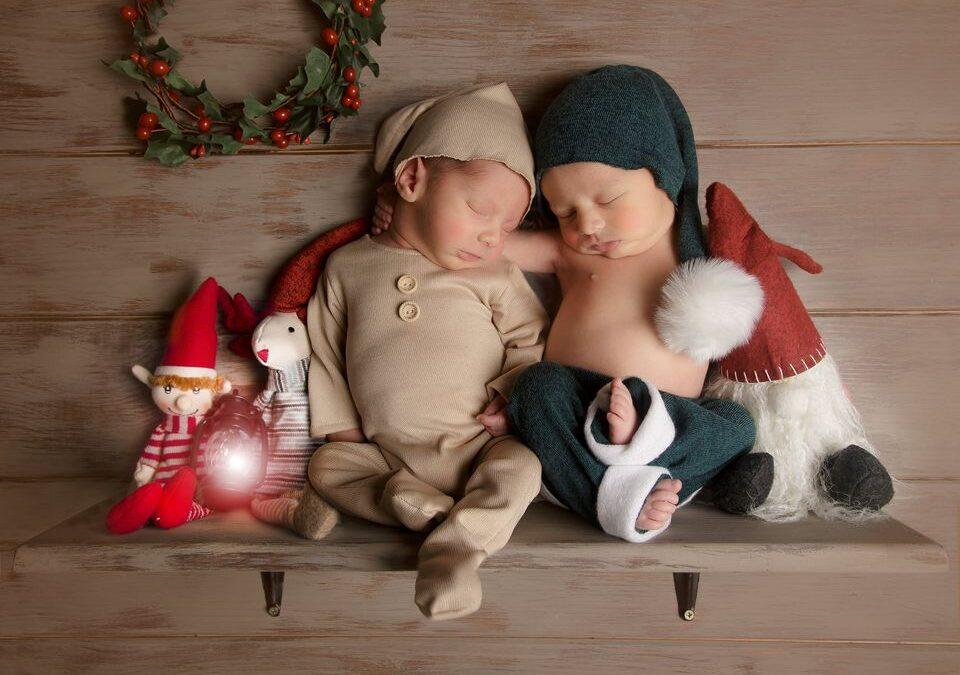 fotografia recien nacido zaragoza gemelos