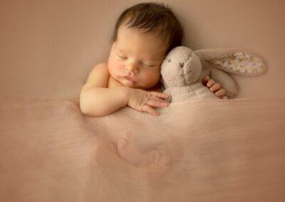 Newborn fotografia recien nacido zaragoza